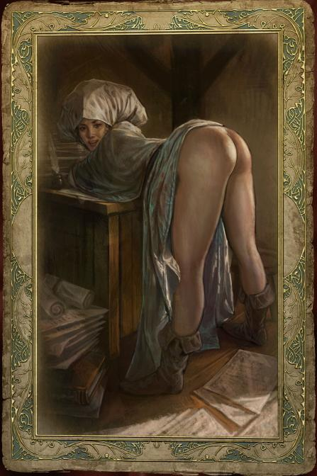 witcher naked 3 ciri the Avatar the last airbender henta