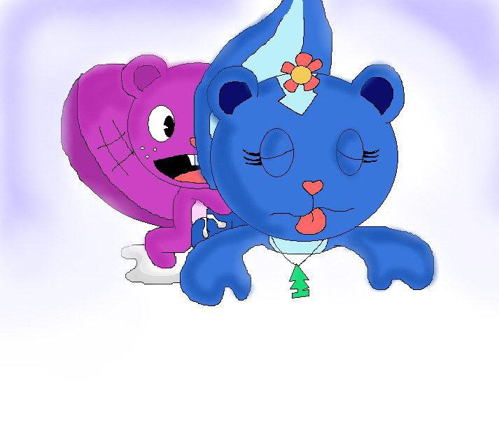 tree happy friends tree friends happy Disney star and the forces of evil
