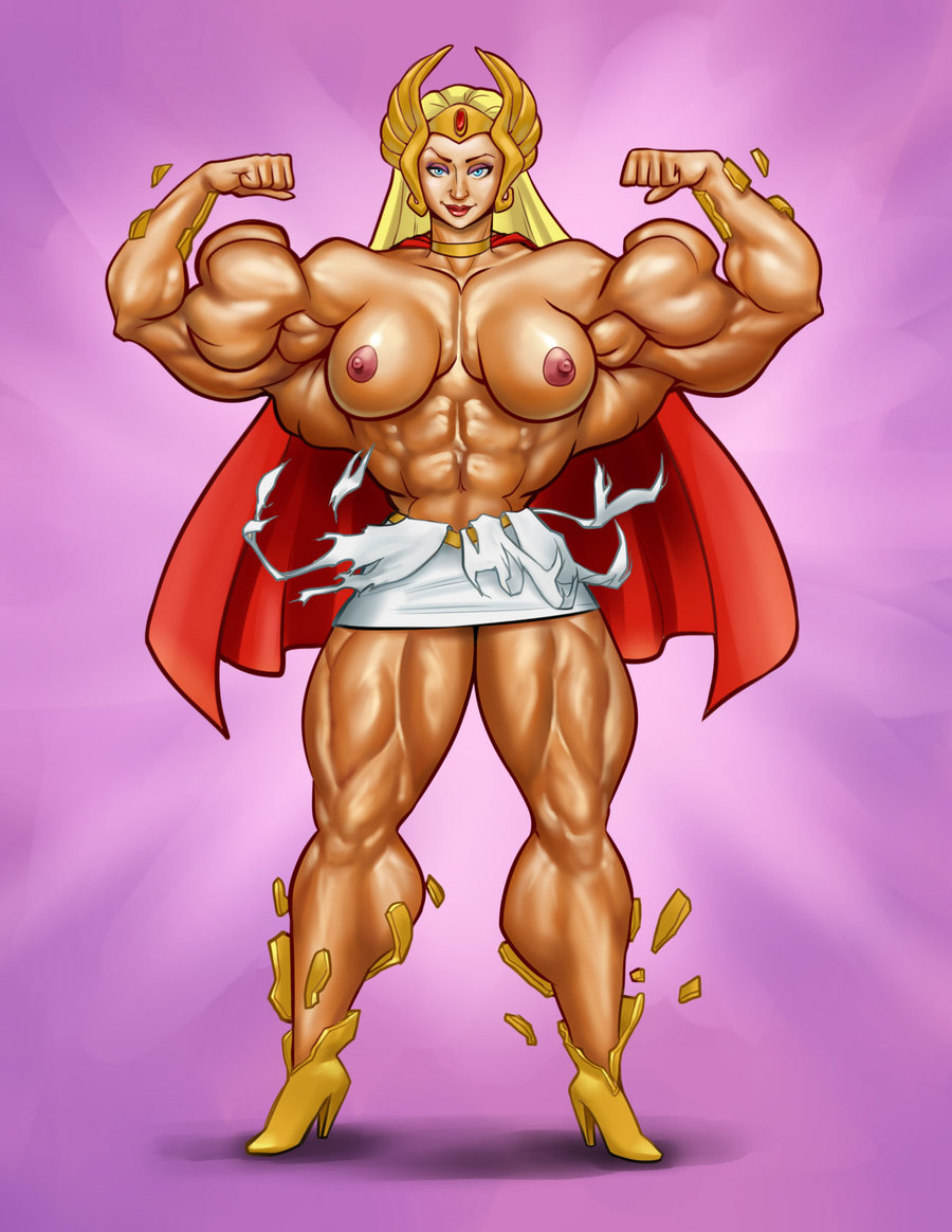 queen angella she-ra Naked girls from amazing world of gumball