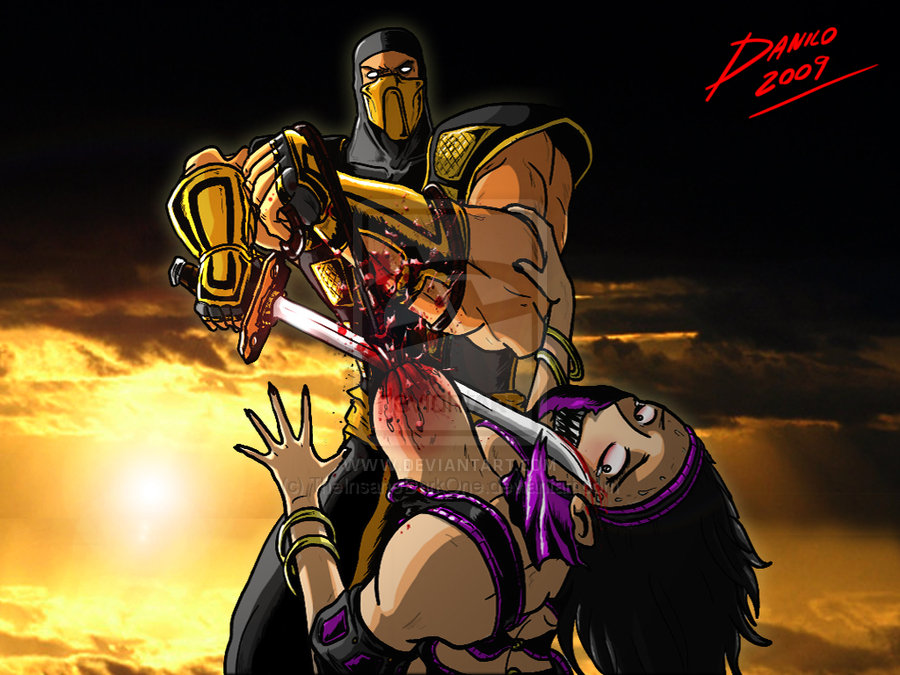 from of x mortal pictures kombat mileena Misty from black ops 2 porn