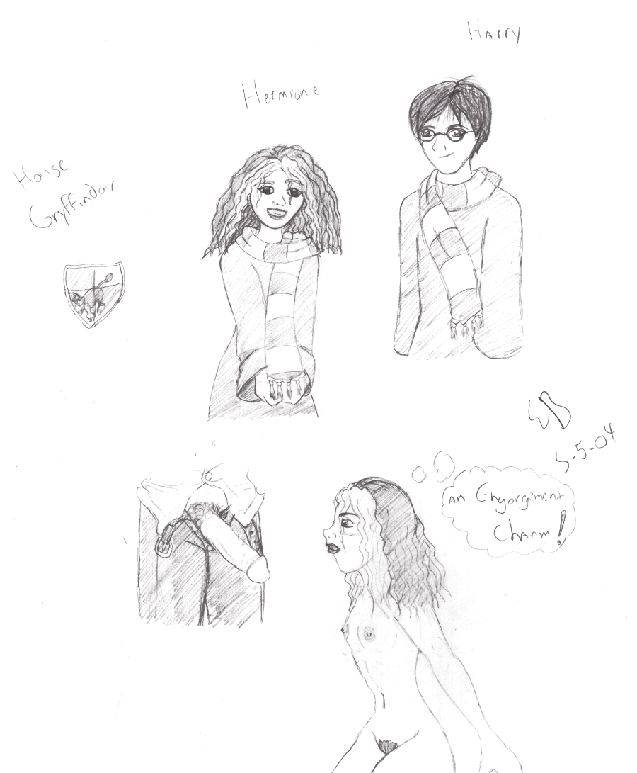 potter harry naked from hermione Wendy gravity falls