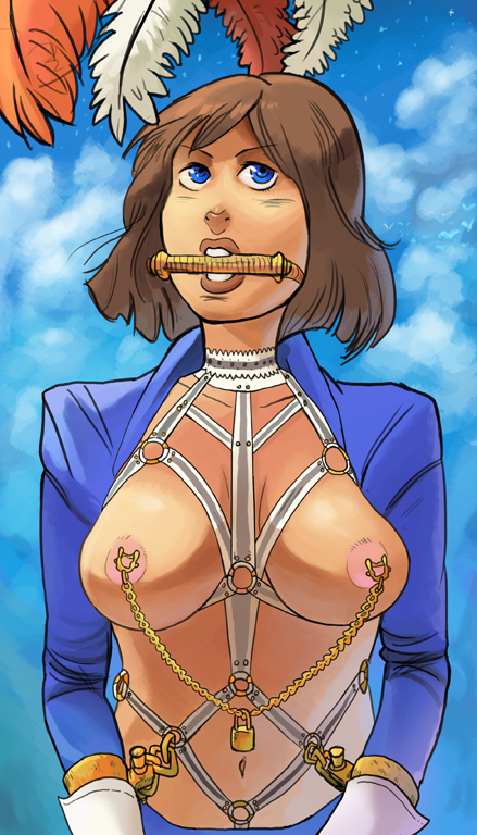 daddy in bioshock big infinite My little sister cant possibly have a hemorrhoid