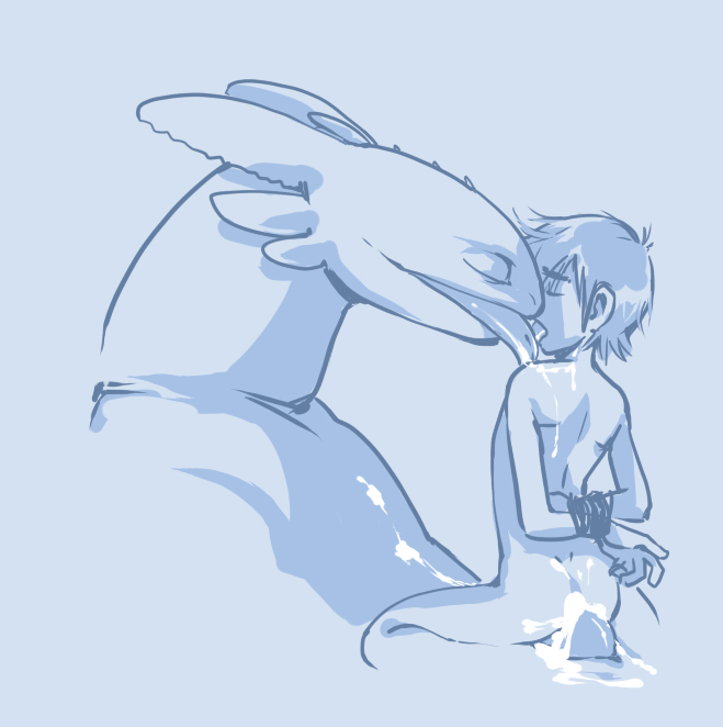 how a bed wedgie give in to yourself Jay marvel lilo and stitch