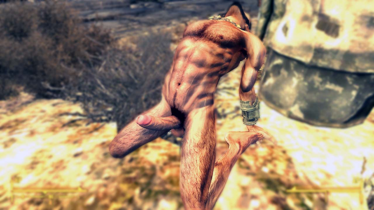 4 mod fallout nude glorious Metal gear solid crying wolf