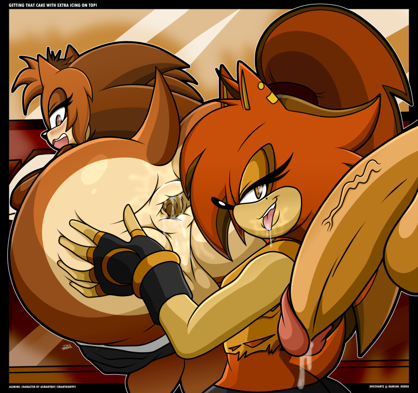 wife my on shadow pissed the hedgehog What anime is felix from