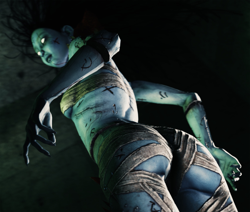 dead meg by daylight porn Trials in tainted space debug mode