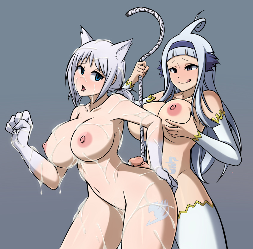 the fairy happy cat tail League of legends jiggly girls